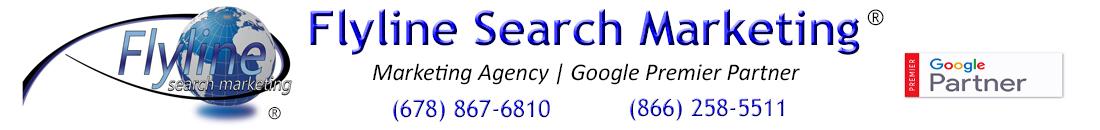 Flyline Search Marketing Hosting Logo